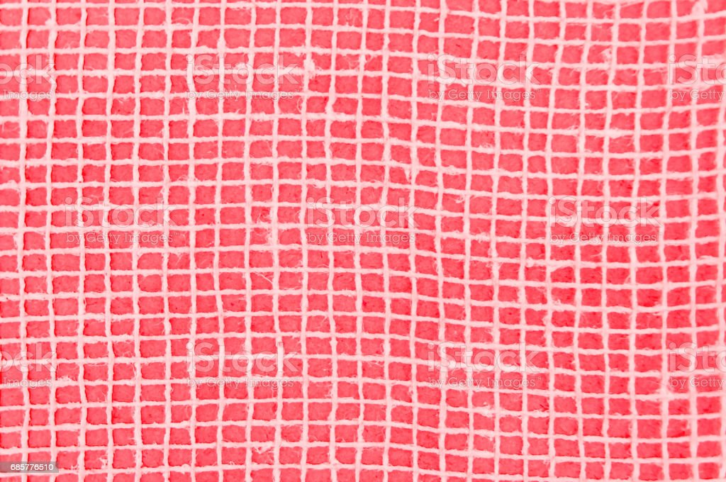 Bright pink background for a postcard. royalty-free stock photo