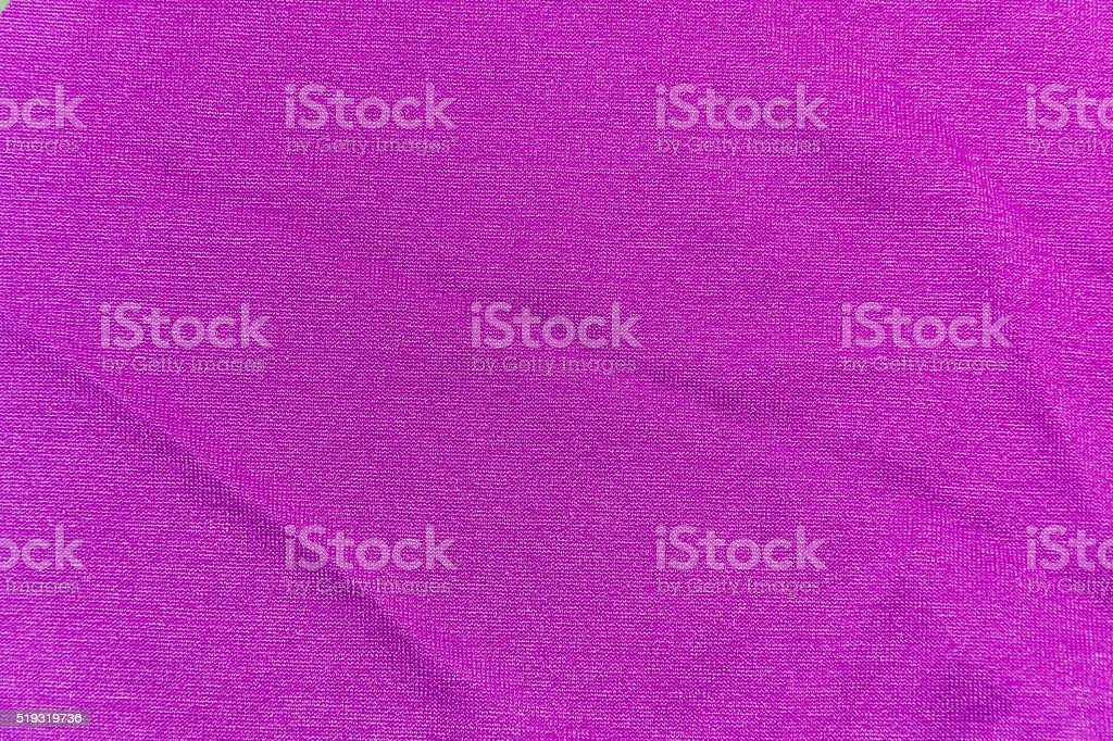 bright purple knitted fabric for the background stock photo