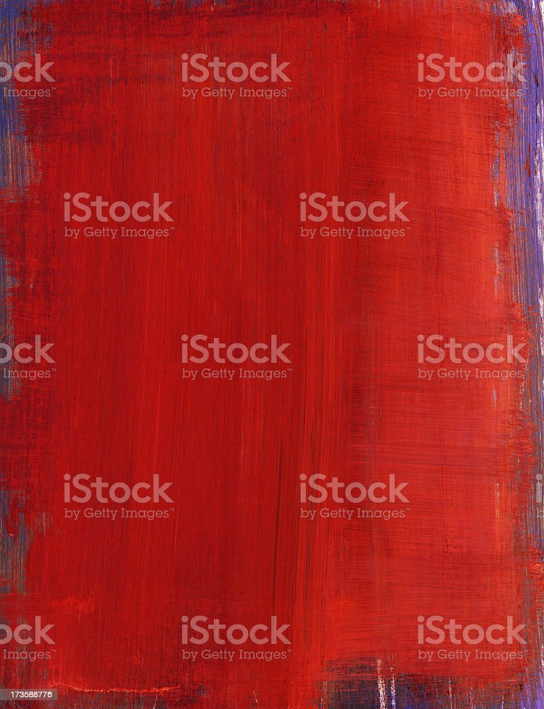 Bright Red Background royalty-free stock photo