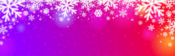 Bright red purple christmas banner with white blurred snowflakes picture id1190339117?b=1&k=6&m=1190339117&s=612x612&w=0&h=gd3ll1kyvtoqfwad5lj6utwx ebm2wj1cookv5nocsq=