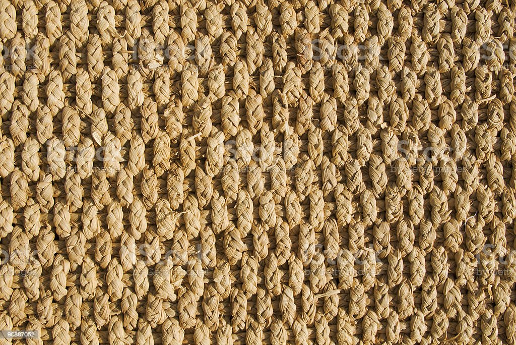 bright rough rattan texture royalty-free stock photo
