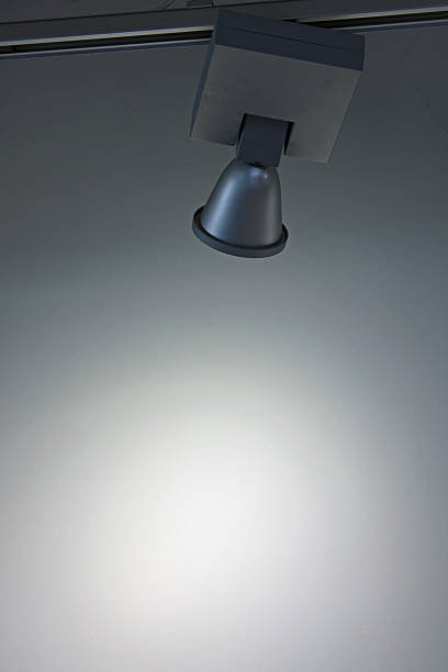 helle spotlight - einbauspots stock-fotos und bilder
