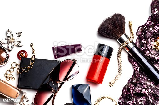 istock bright trendy accessories for women 691507338