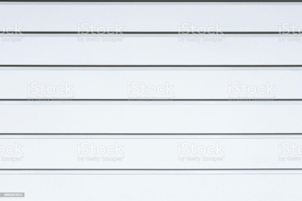 Mur blanc lumineux - Photo