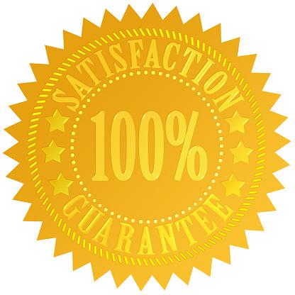 Satisfaction guarantee star