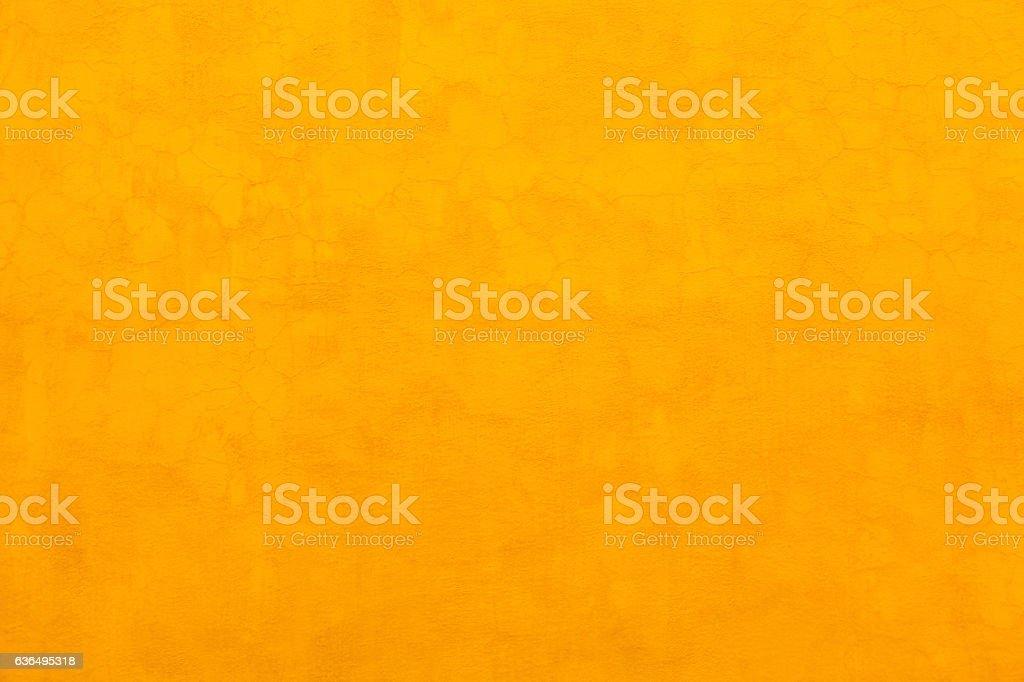 Bright Yellow Wall San Miguel de Allende Mexico stock photo