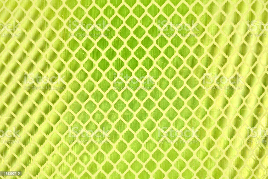 Bright yellow-green background stock photo