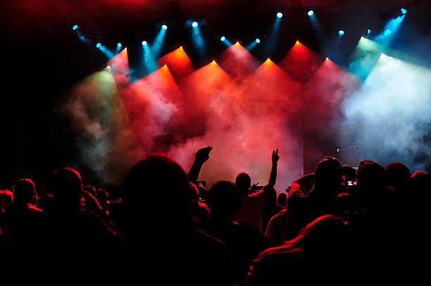 Junge Menschen in concert – Foto