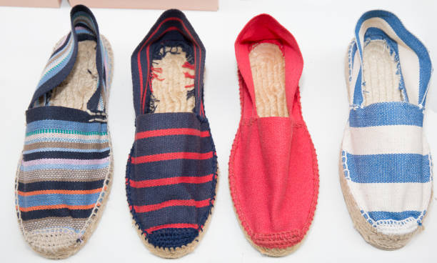Brightly colored traditional spanish slippers shoes espadrilles for picture id877373604?b=1&k=6&m=877373604&s=612x612&w=0&h=vvhi3kdlklf 0zxp 4lk 0n77vhdn6pphsn9h3vjefa=