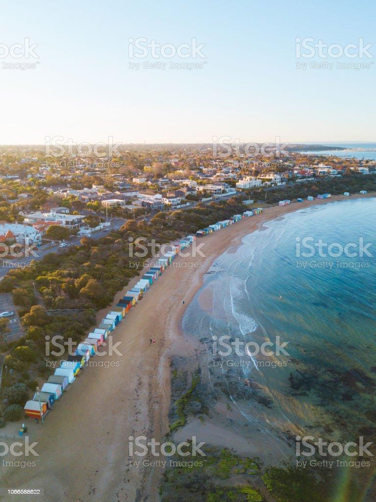 Brighton - littoral de Melbourne - Photo