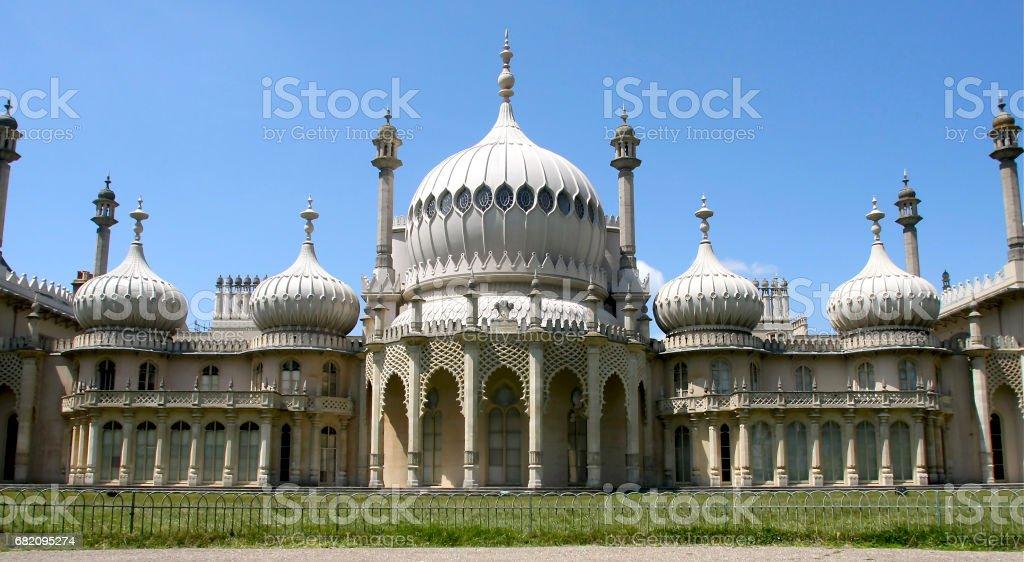 Brighton Pavillion stock photo