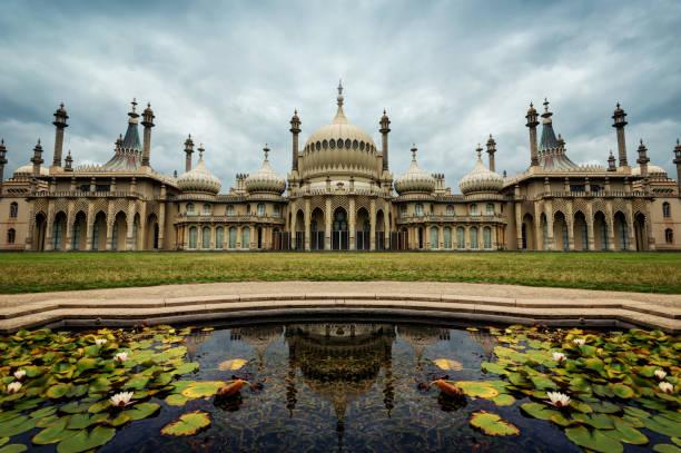Brighton Pavillion, UK stock photo