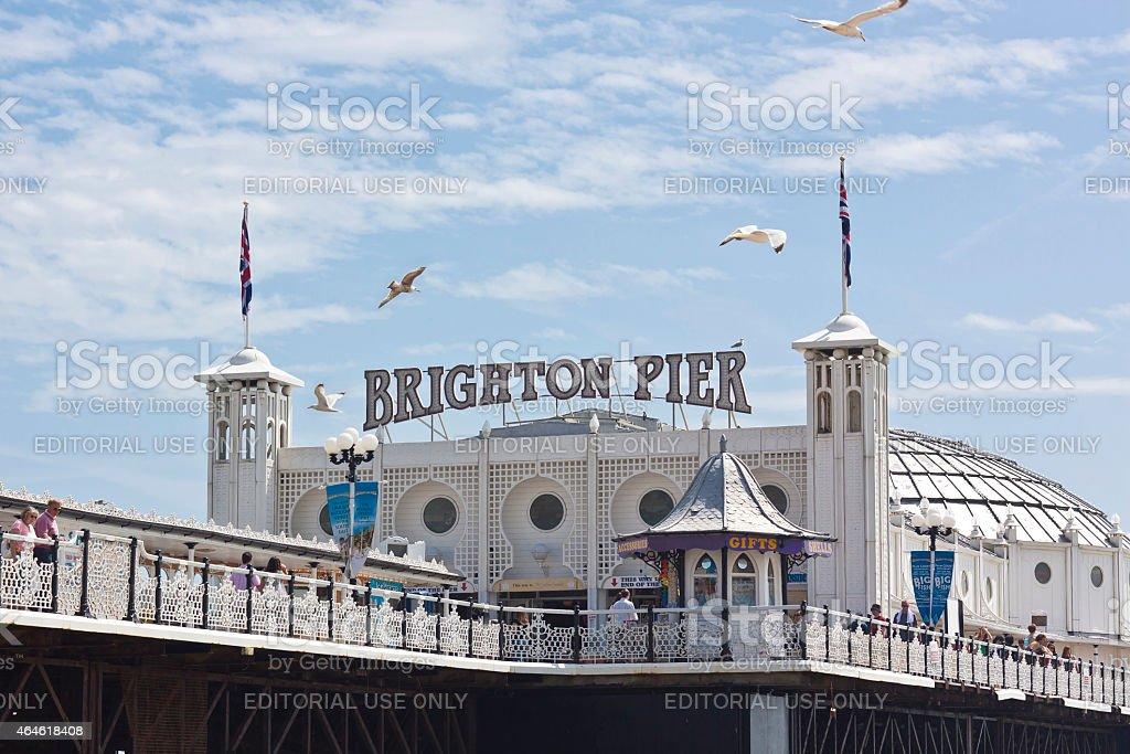 Brighton Pier-England – Foto