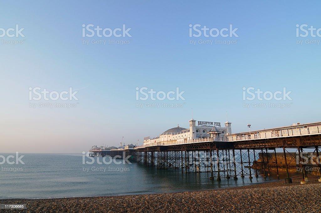 Brighton Pier royalty-free stock photo