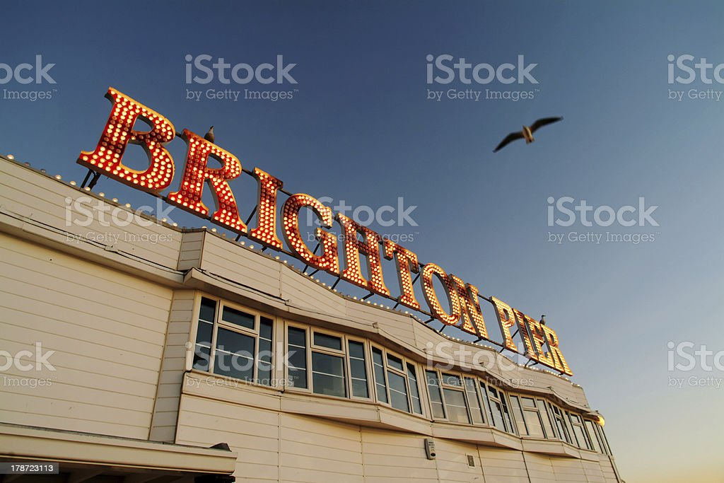 Brighton Pier – Foto
