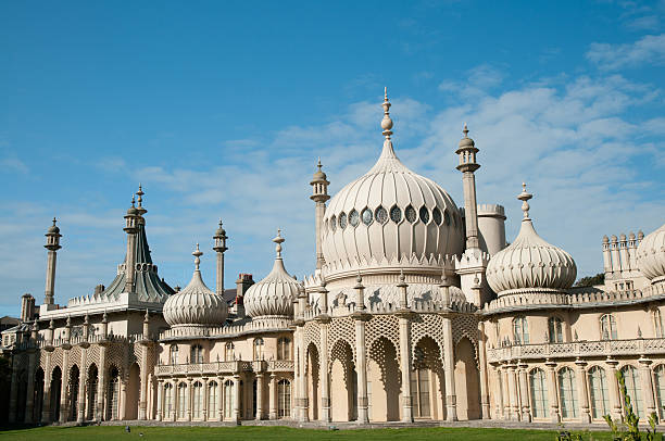 Brighton Royal Pavilion Brighton Royal Pavilion pavilion stock pictures, royalty-free photos & images