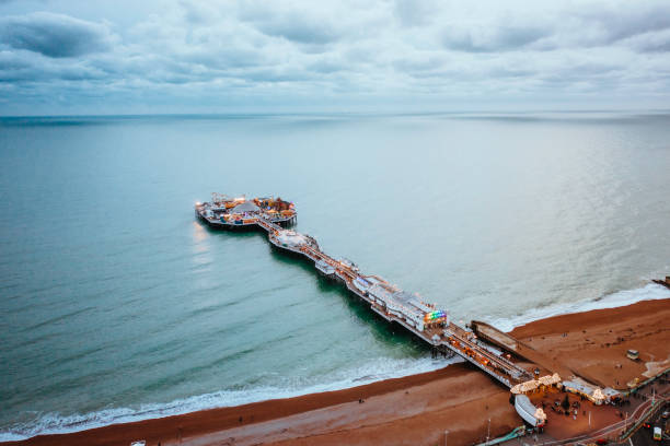 Brighton seafront palace pier in the afternoon aerial view picture id1192745785?b=1&k=6&m=1192745785&s=612x612&w=0&h=d48h326r3v7vfclkihqi6bzqehfyty rhjtojavrtmi=