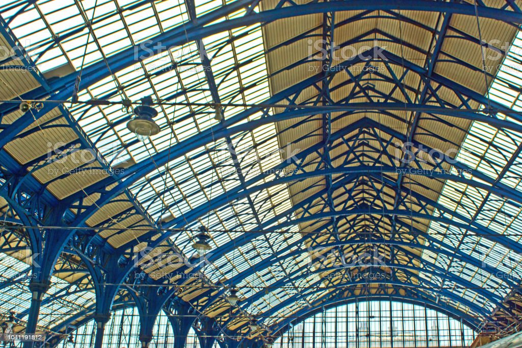 Zum Bahnhof von Brighton – Foto