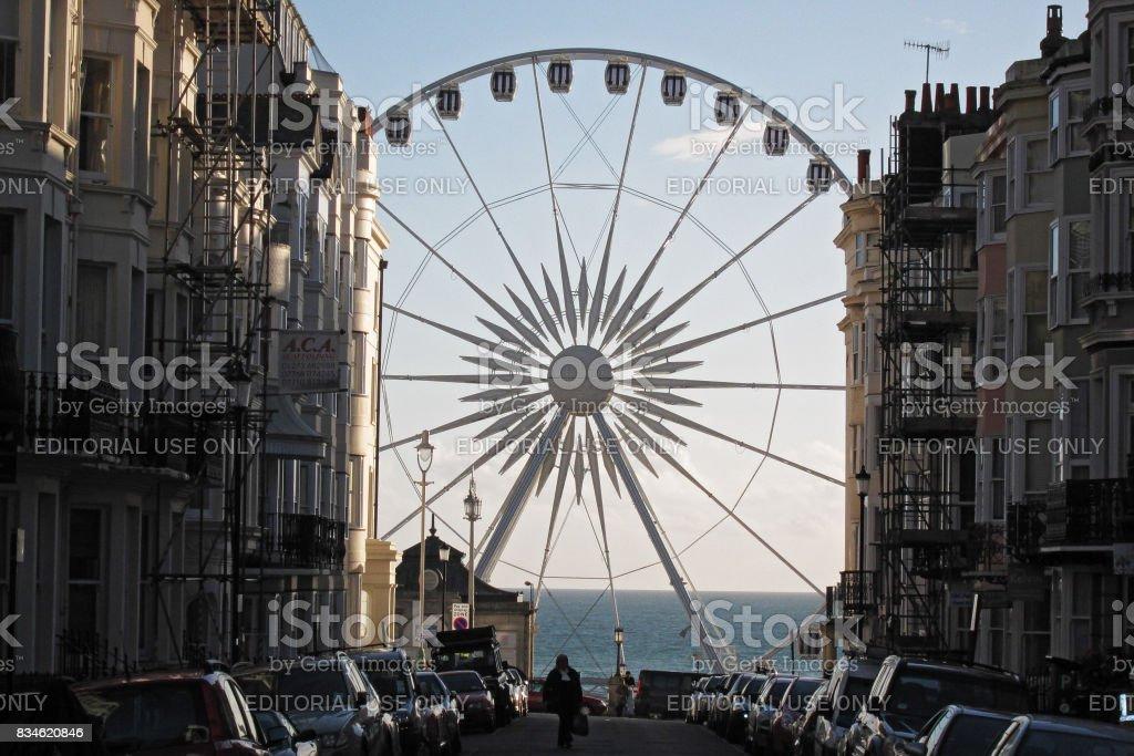 Brighton, Großbritannien – Foto
