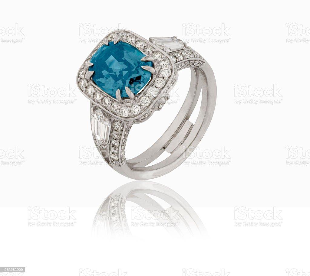 Brilliant Ring stock photo