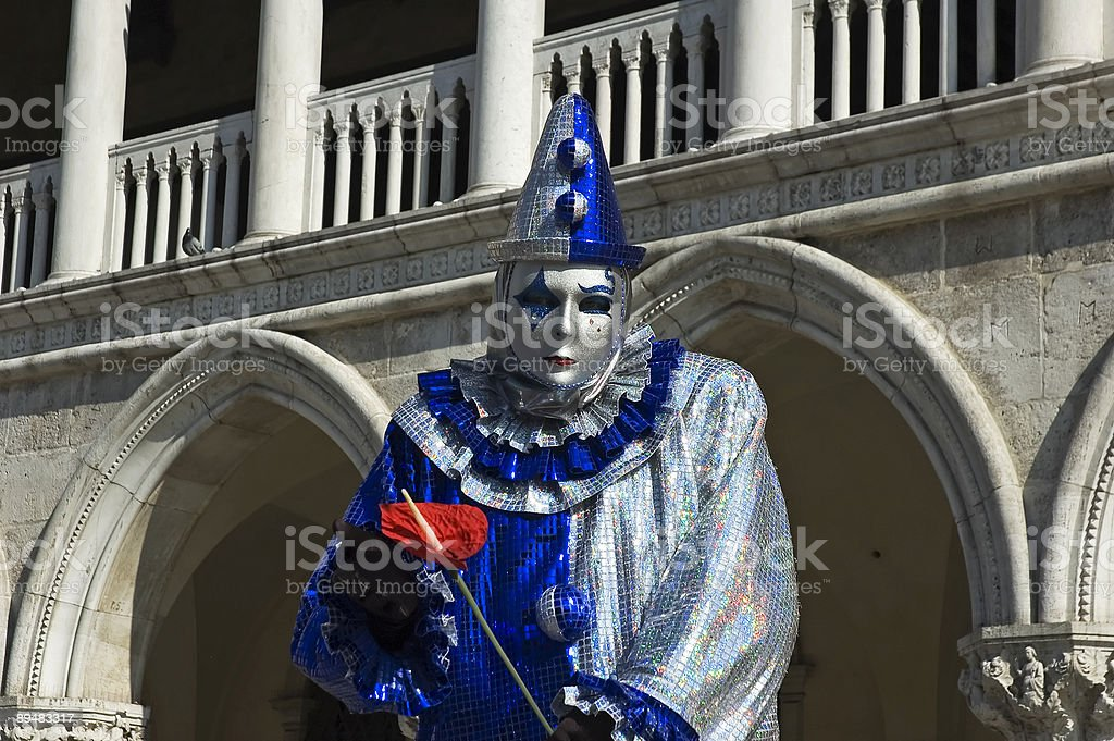 Bring in the Clowns royalty-free stock photo