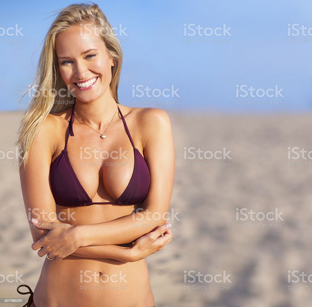 Bring on the sun! stock photo