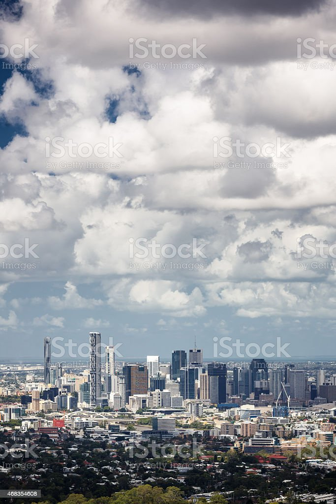 Brisbane, Australia royalty-free stock photo