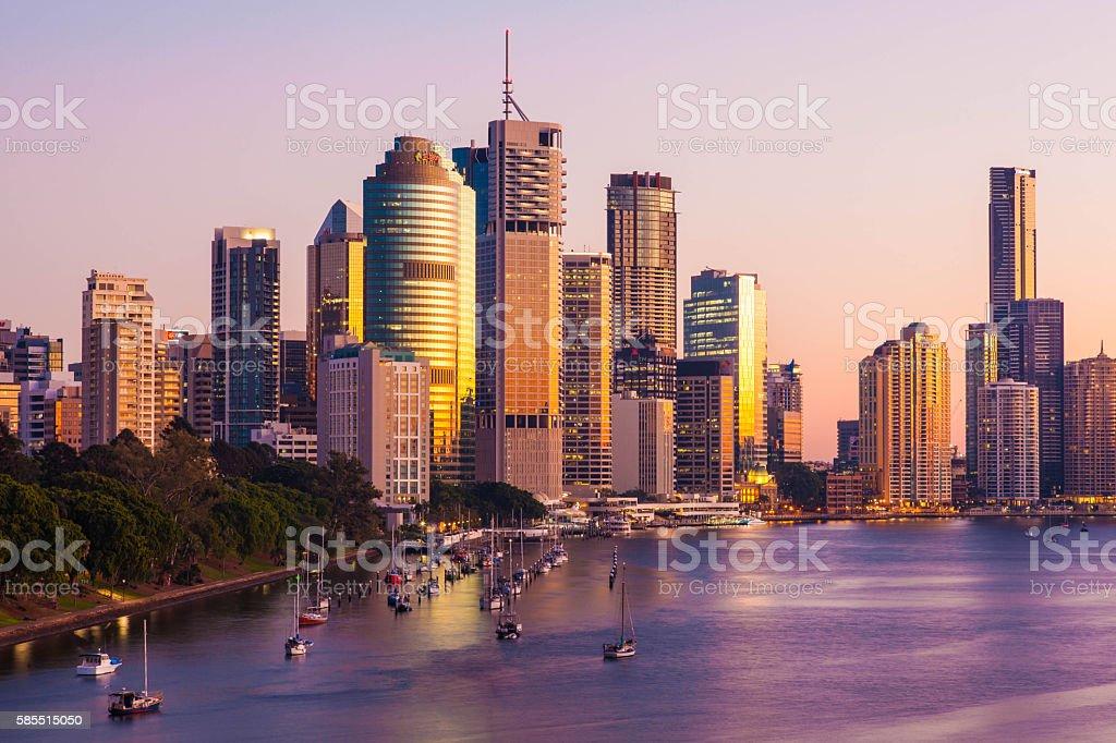 Brisbane, Austrália - foto de acervo