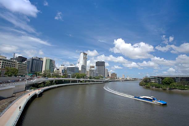 Brisbane stock photo