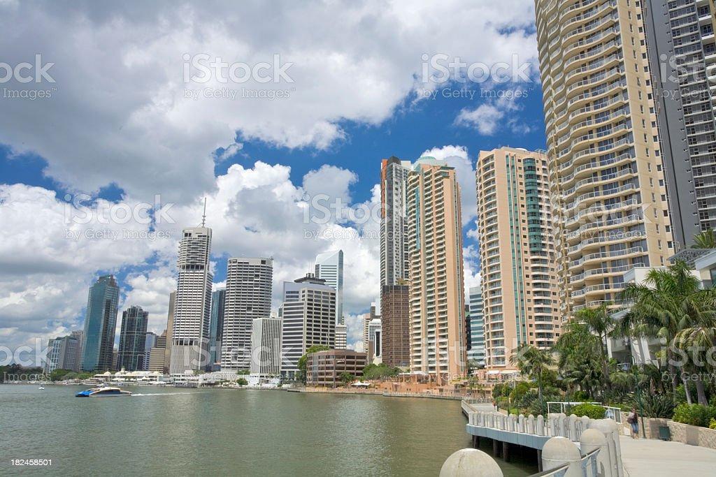 Brisbane foto royalty-free
