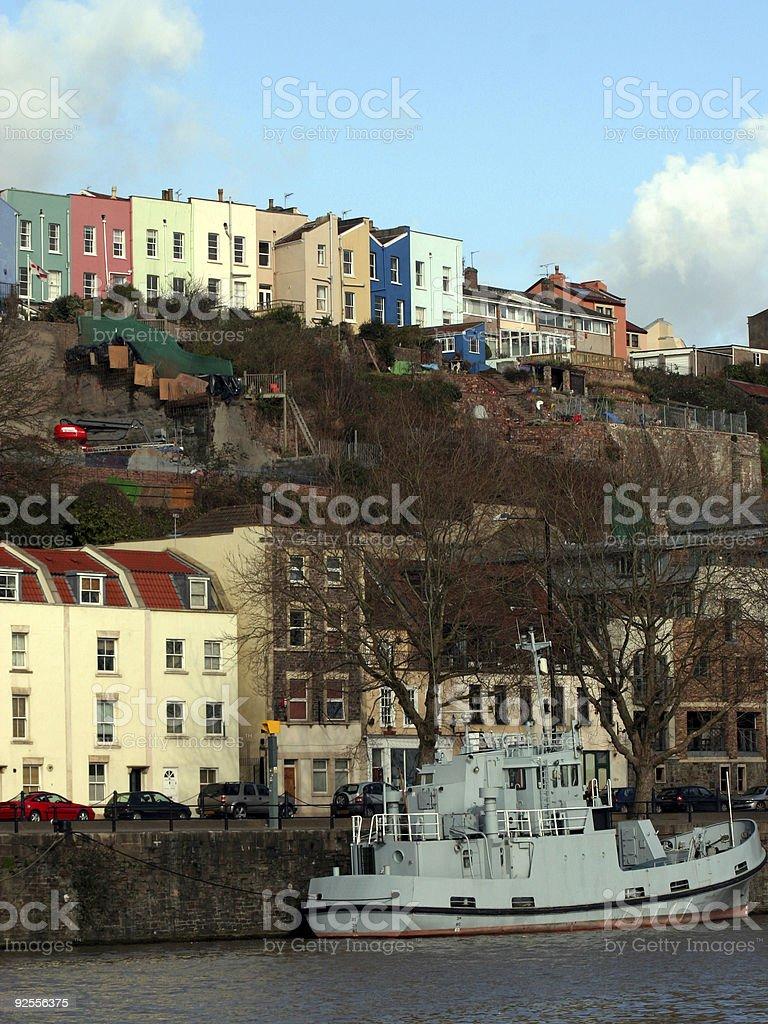 Bristol England stock photo