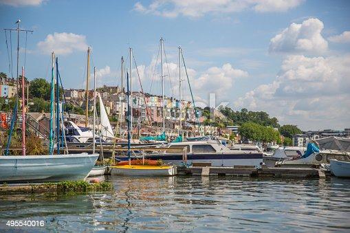 istock Bristol Harbourside 495540016