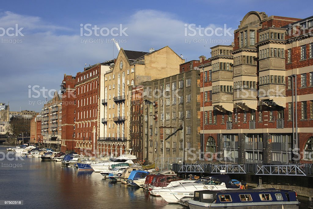 Bristol royalty-free stock photo