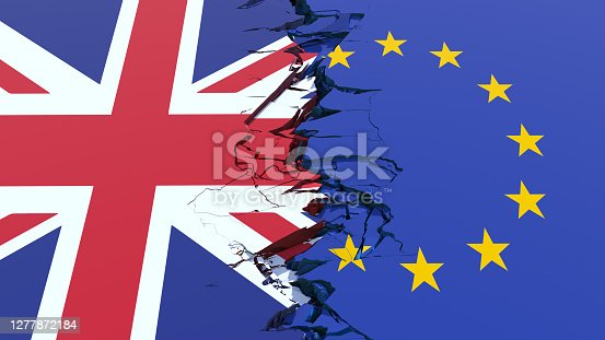 Britain/EU terrain crack
