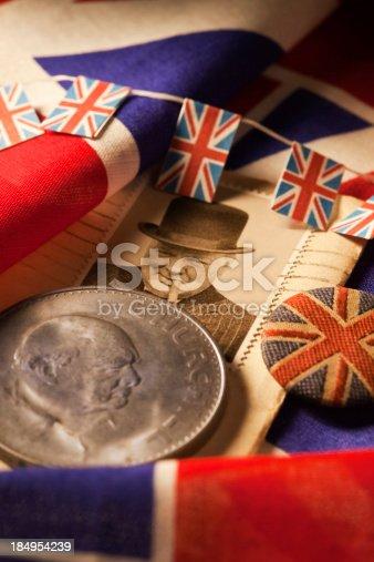 istock Britains Greatest Briton Winston Churchill 184954239