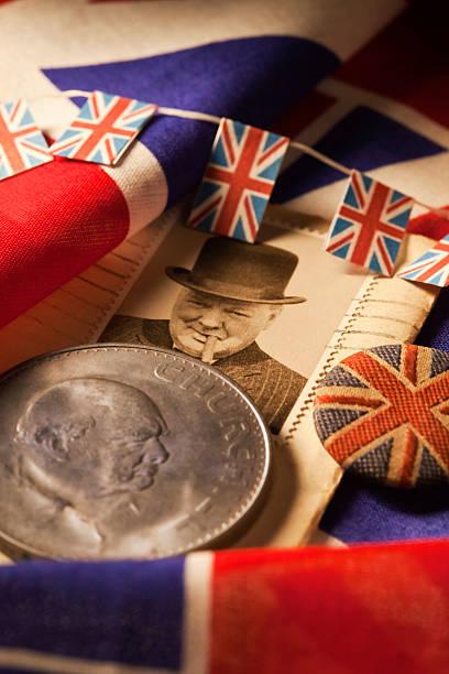 Der Brite größten Briton Winston Churchill – Foto