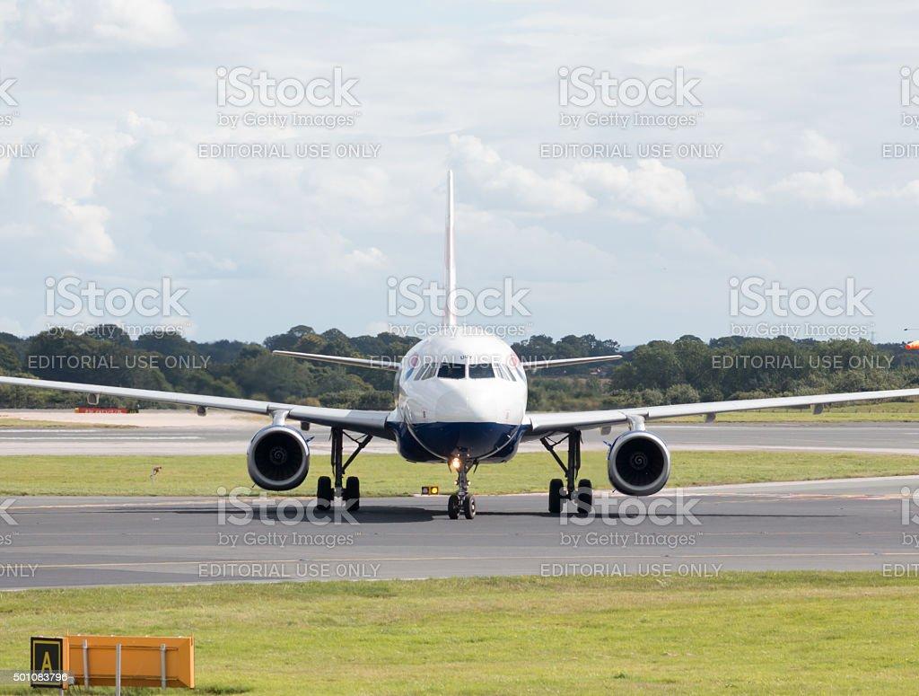 British Airways A320 – Foto