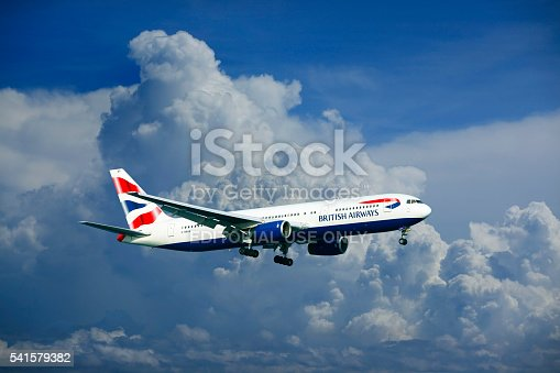 istock British Airways Airbus A320 541579382