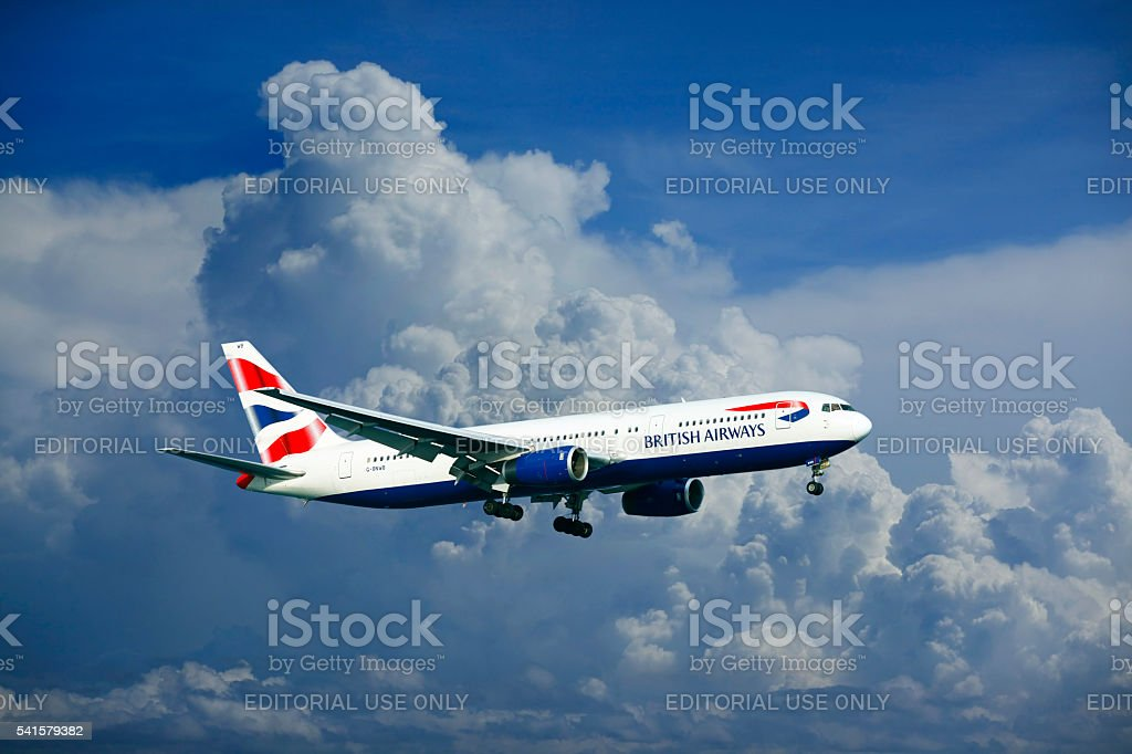 British Airways Airbus A320  - Photo