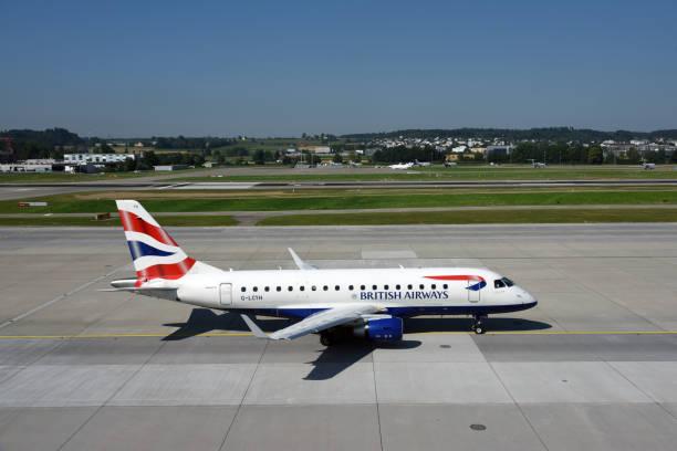 British Airways Flugzeuge – Foto