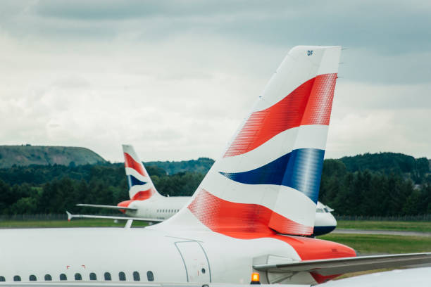 British Airways Flugzeuge – Foto