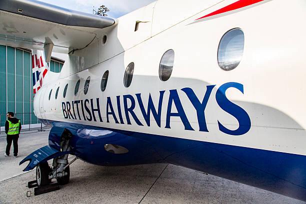 British Airways płaszczyzny – zdjęcie