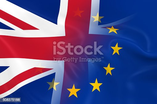 istock British and European Relations Concept Image 508375188
