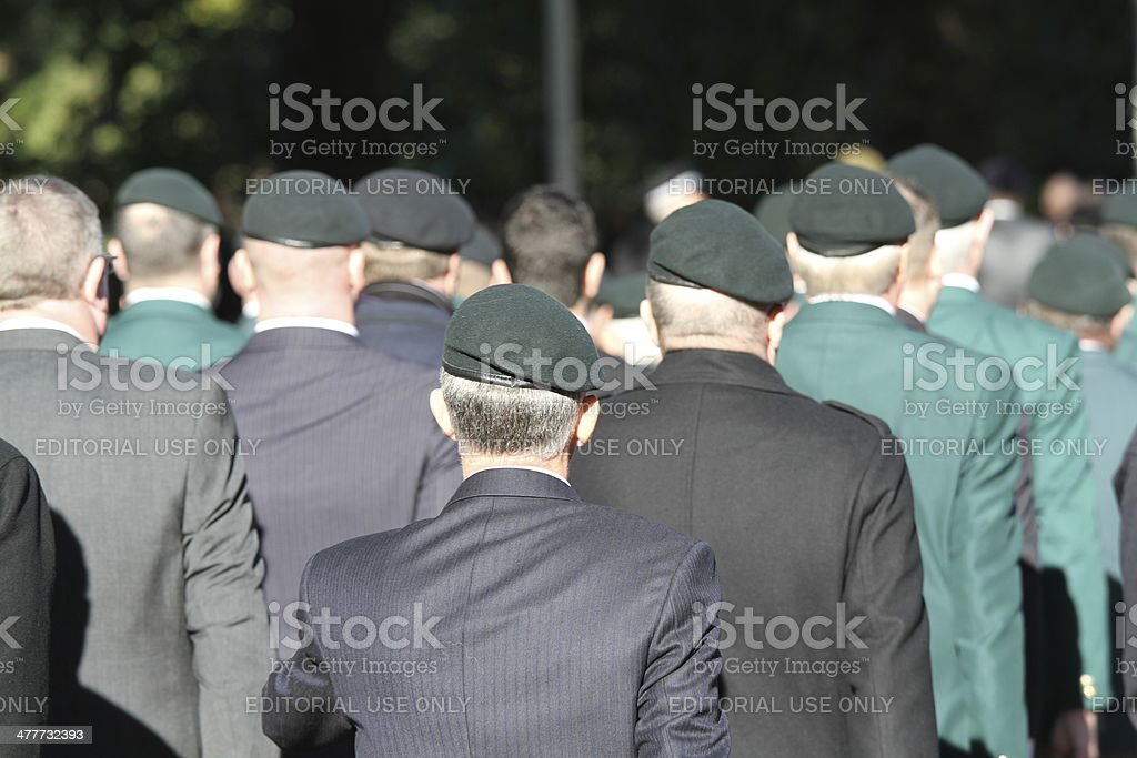 British Army Veterans – Foto