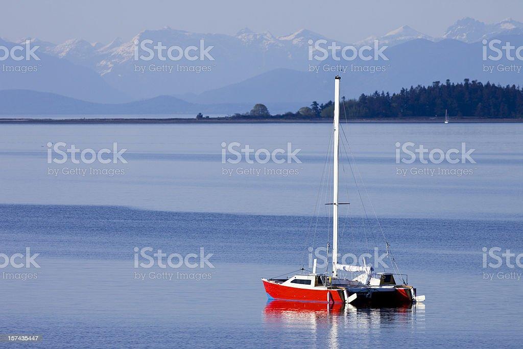 British Columbia, Canada royalty-free stock photo