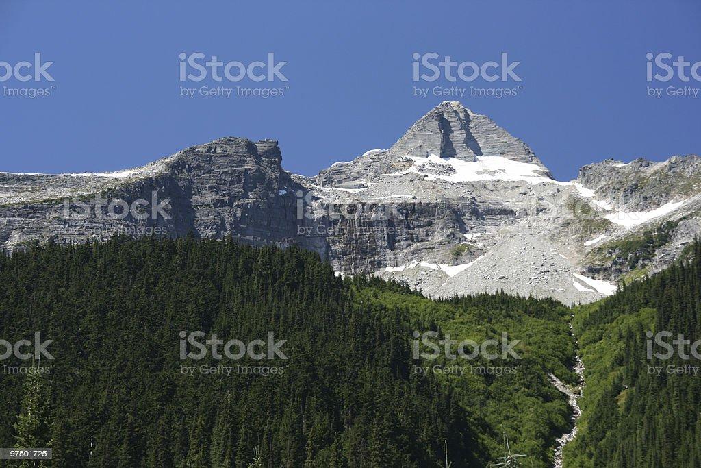 British Columbia royalty-free stock photo