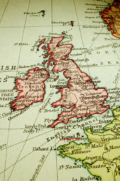 british isles - english channel stock pictures, royalty-free photos & images