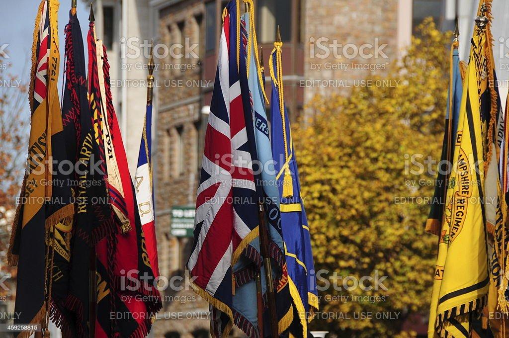 British legion, Jersey. royalty-free stock photo