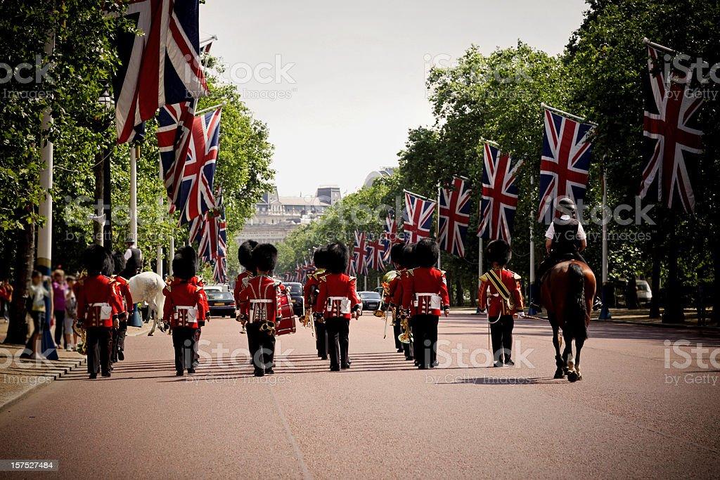 British March royalty-free stock photo