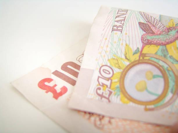 British Money British Money ten pound note stock pictures, royalty-free photos & images